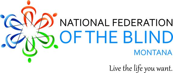 NFB of Montana logo - Live the life you want